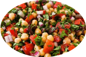 chick-peas-salad