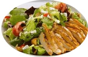 chicken-fillet-salad el greco