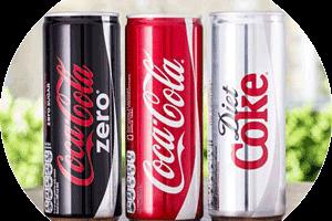 coca cola fanta schweppes