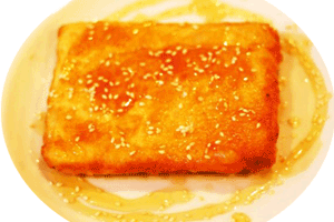 greek-feta-saganaki-honey