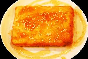 greek-feta-saganaki-honey
