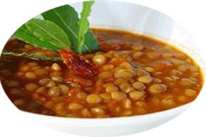 lentil dish